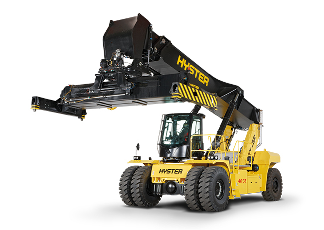 Related New Equipment - RS46 ReachStacker