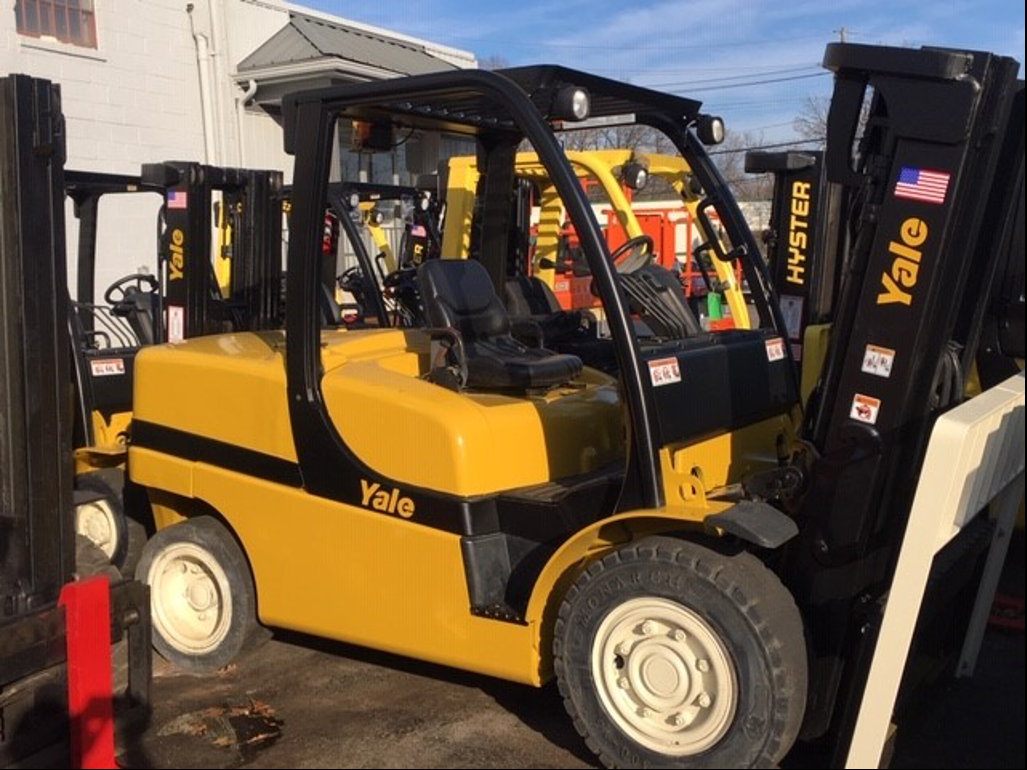 Similar Used Equipment - 2014 Yale GDP120VXNKHE088