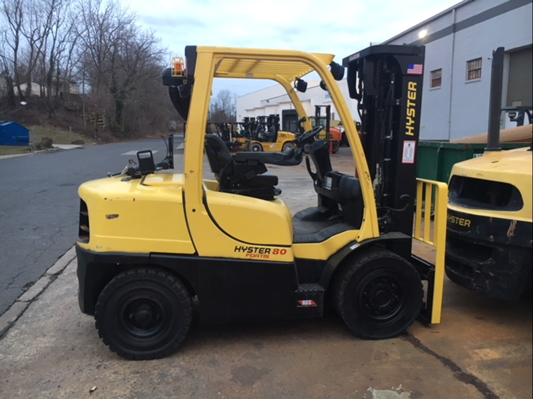 Similar Used Equipment - 2017 Hyster H80FT