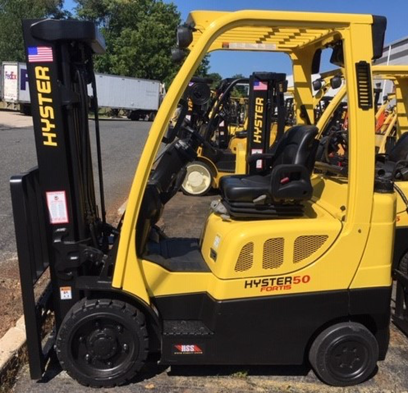 Similar Used Equipment - 2015 Hyster S50FT