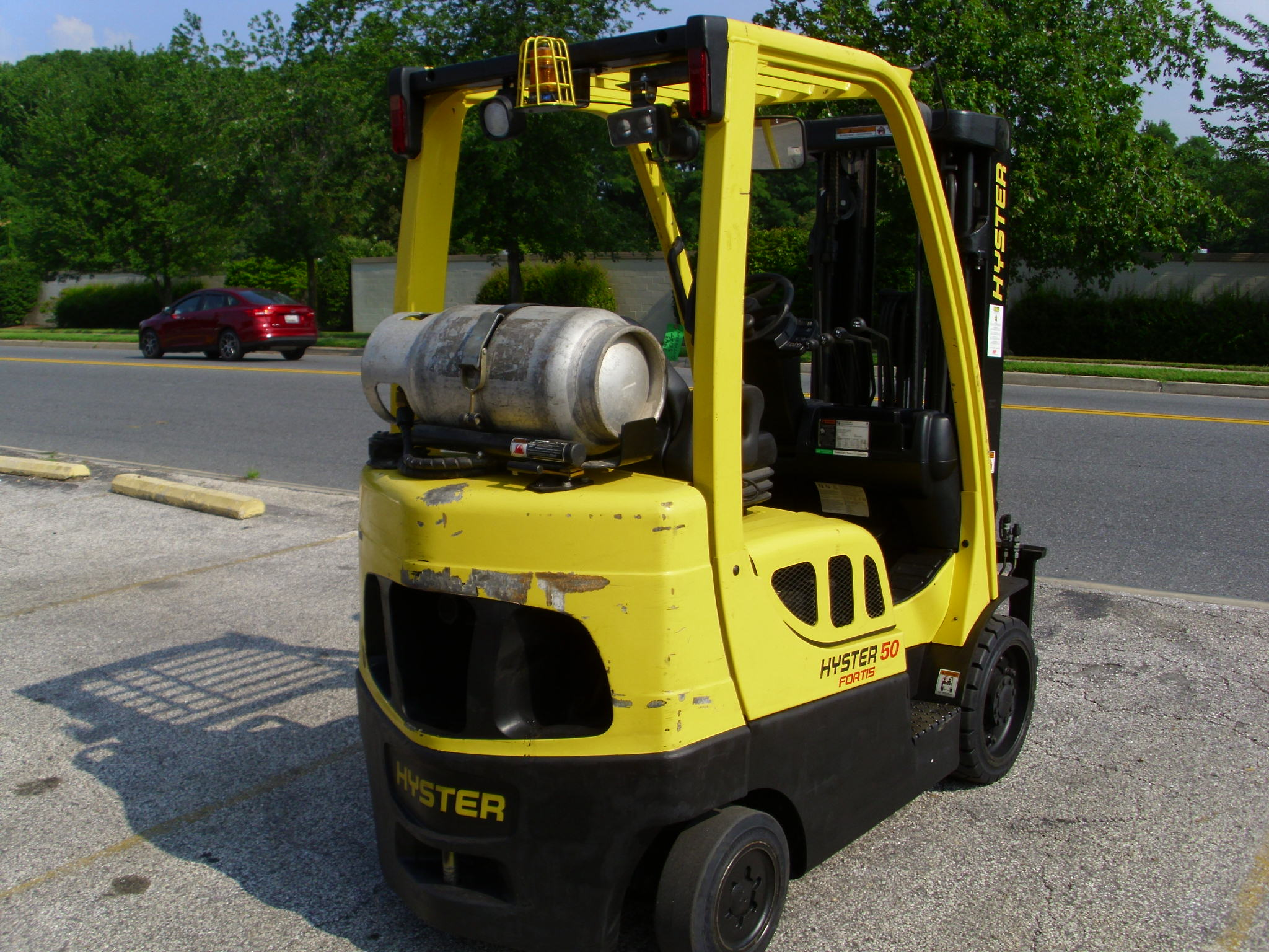 2014 Hyster S50FT Image