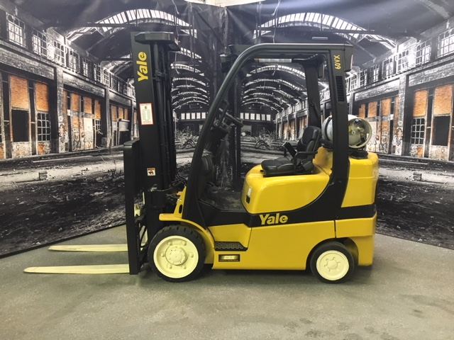 Similar Used Equipment - 2012 Yale GLC060VXN