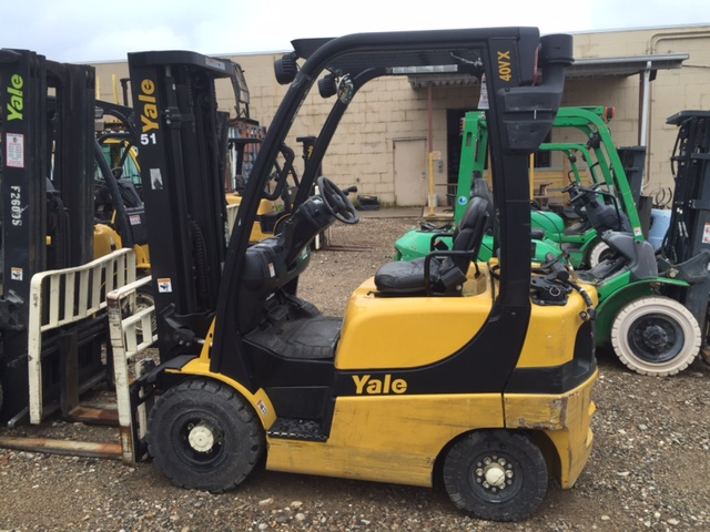 Similar Used Equipment - 2010 Yale GLP040SVXNURE084