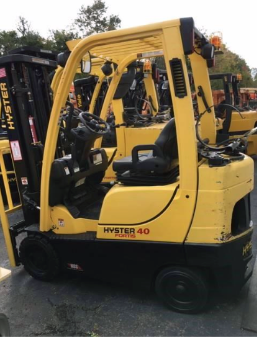 Similar Used Equipment - 2018 Hyster S40FTS
