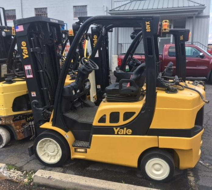 Similar Used Equipment - 2015 Yale GLC080VXNGSE087