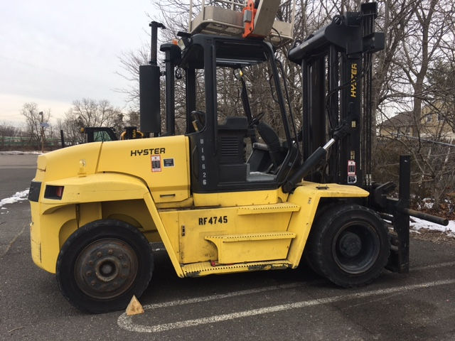 Similar Used Equipment - 2004 Hyster H210HD