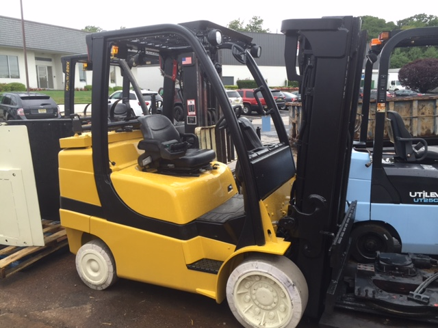 Similar Used Equipment - 2009 Yale GLC080VXNGSE084