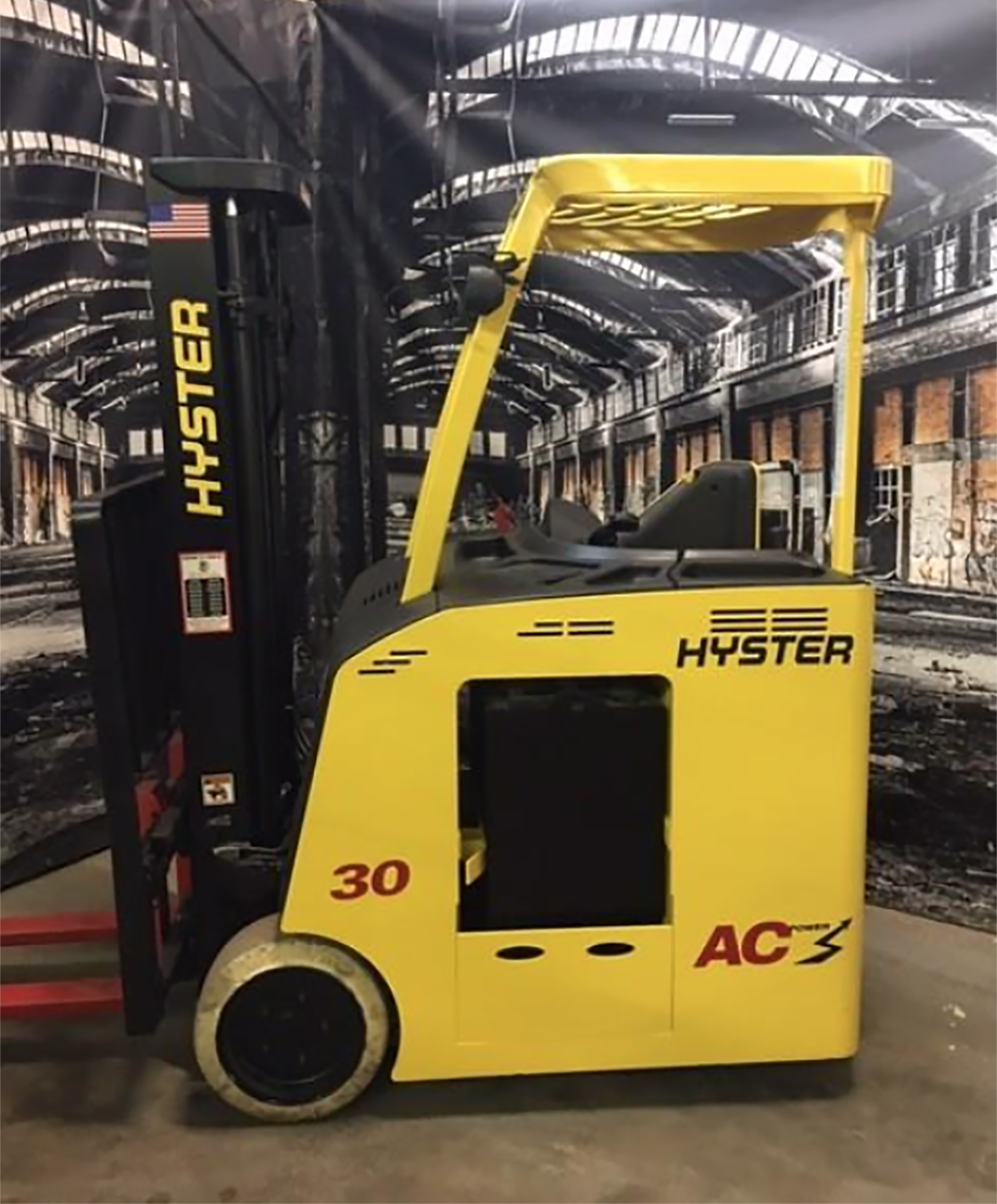 Similar Used Equipment - 2012 Hyster E30HSD2-16