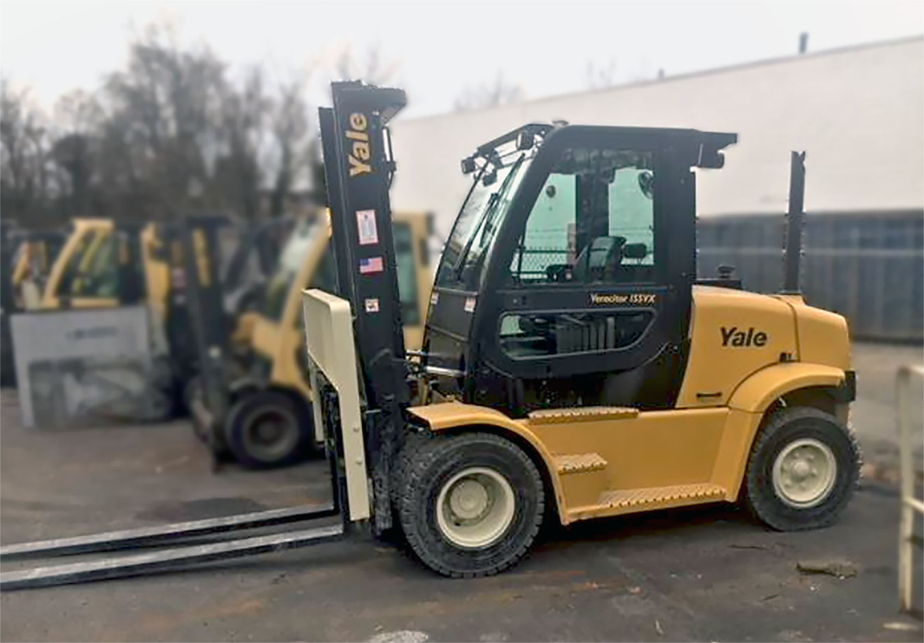 Similar Used Equipment - 2015 Yale GLP155VXN