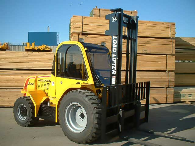 Load Lifter 2200-2400 Series