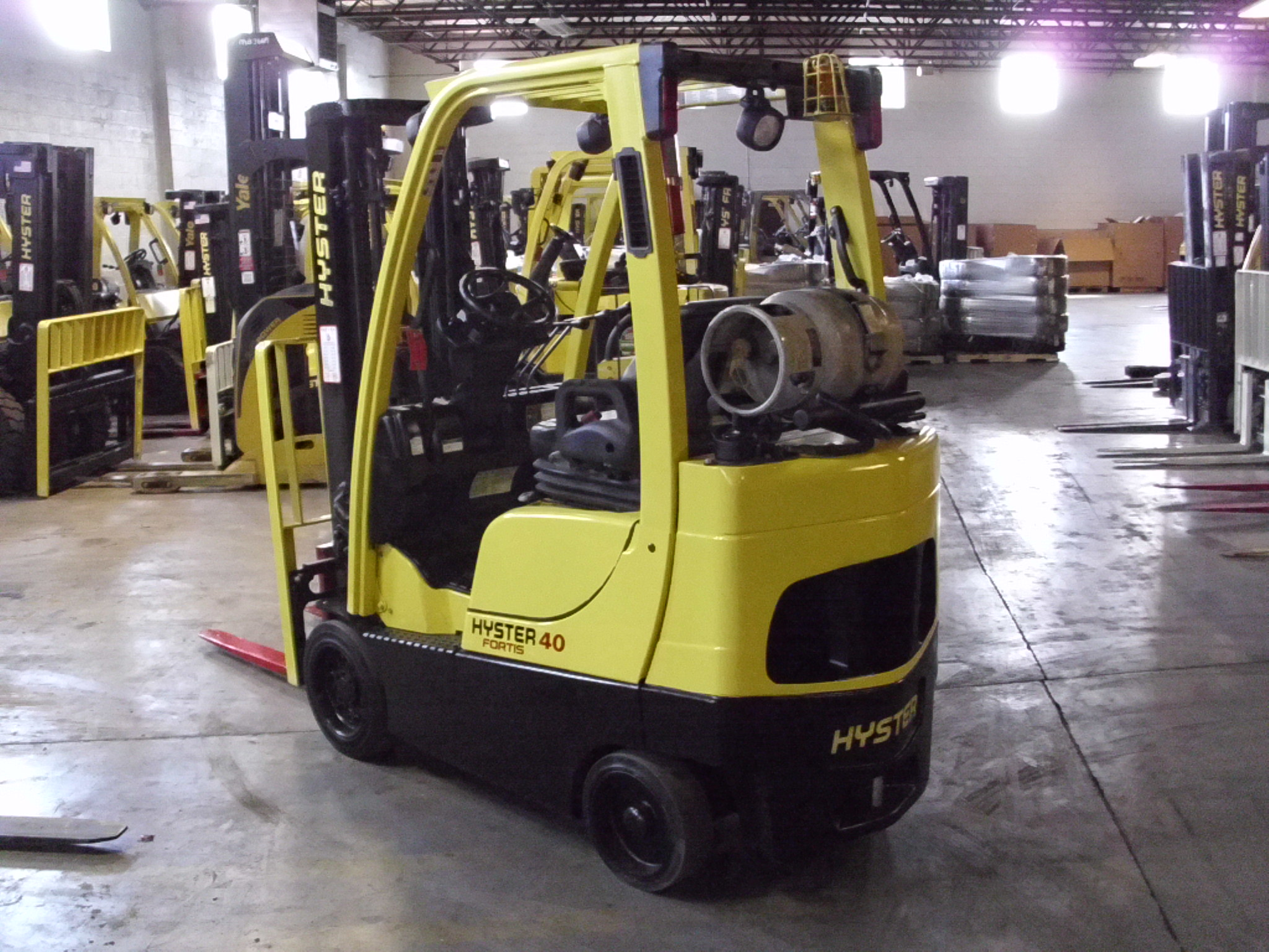 2015 Hyster S40FTS Image