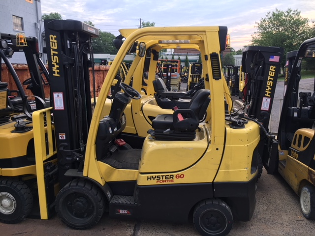 Similar Used Equipment - 2015 Hyster S60FT
