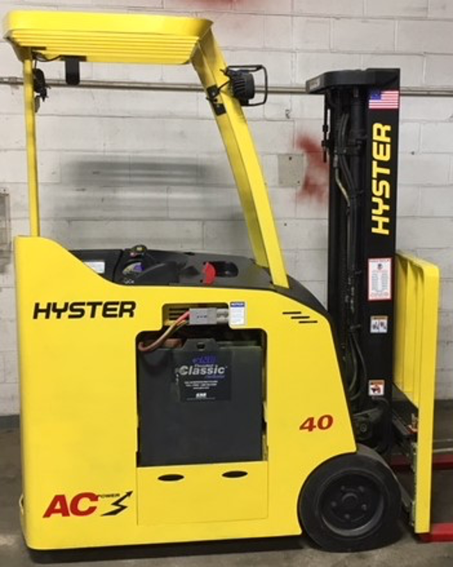 Similar Used Equipment - 2014 Hyster E40HSD2