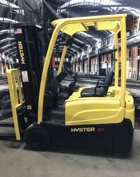 Similar Used Equipment - 2013 Hyster J35XNT