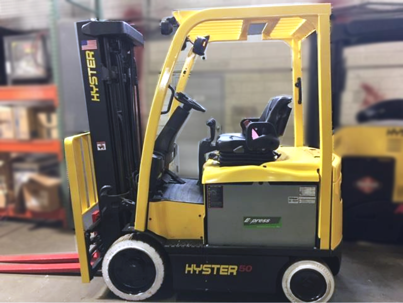 Similar Used Equipment - 2016 Hyster E50XN-33
