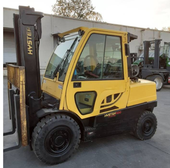 Similar Used Equipment - 2019 Hyster H100FT