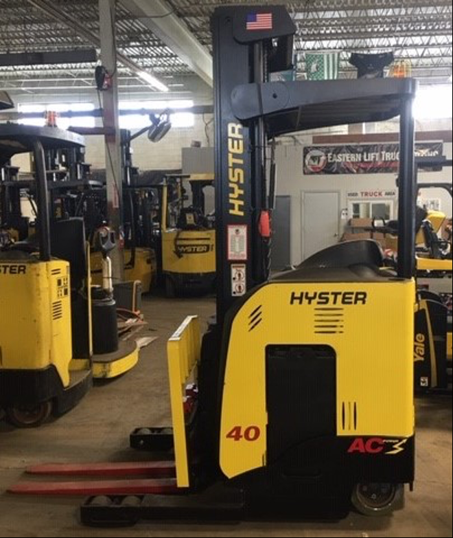 Similar Used Equipment - 2017 Hyster N40ZRS