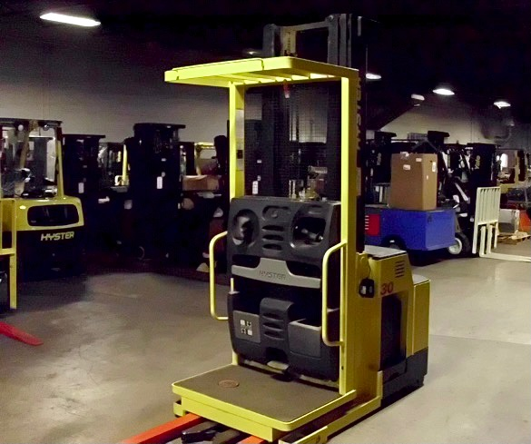 Similar Used Equipment - 2011 Hyster R30XMS