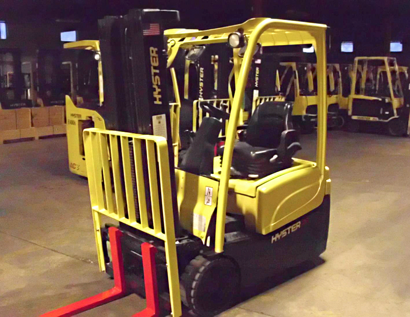 Similar Used Equipment - 2015 Hyster J30XNT