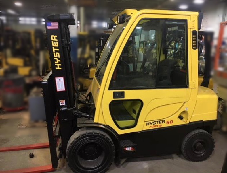 Similar Used Equipment - 2016 Hyster H50FT