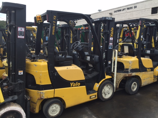 Similar Used Equipment - 2012 Yale GLC050VXNVRE085