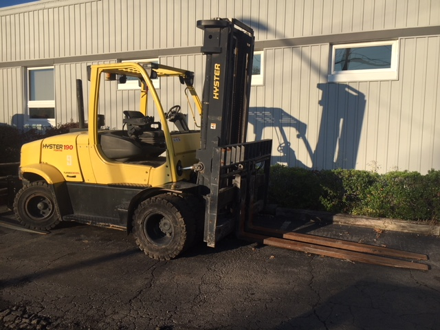 Similar Used Equipment - 2012 Hyster H190FT