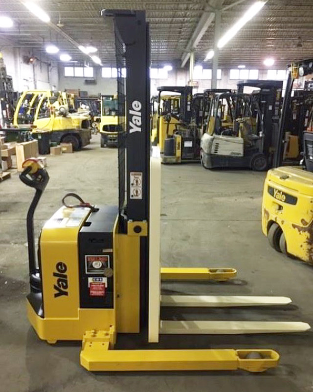 Similar Used Equipment - 2013 Yale MSW025