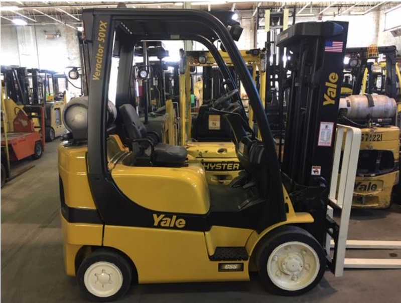 Similar Used Equipment - 2015 Yale GLC050VXNDAE083
