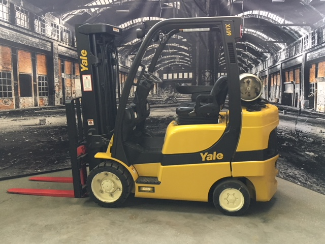 Similar Used Equipment - 2014 YALE GLC060VX