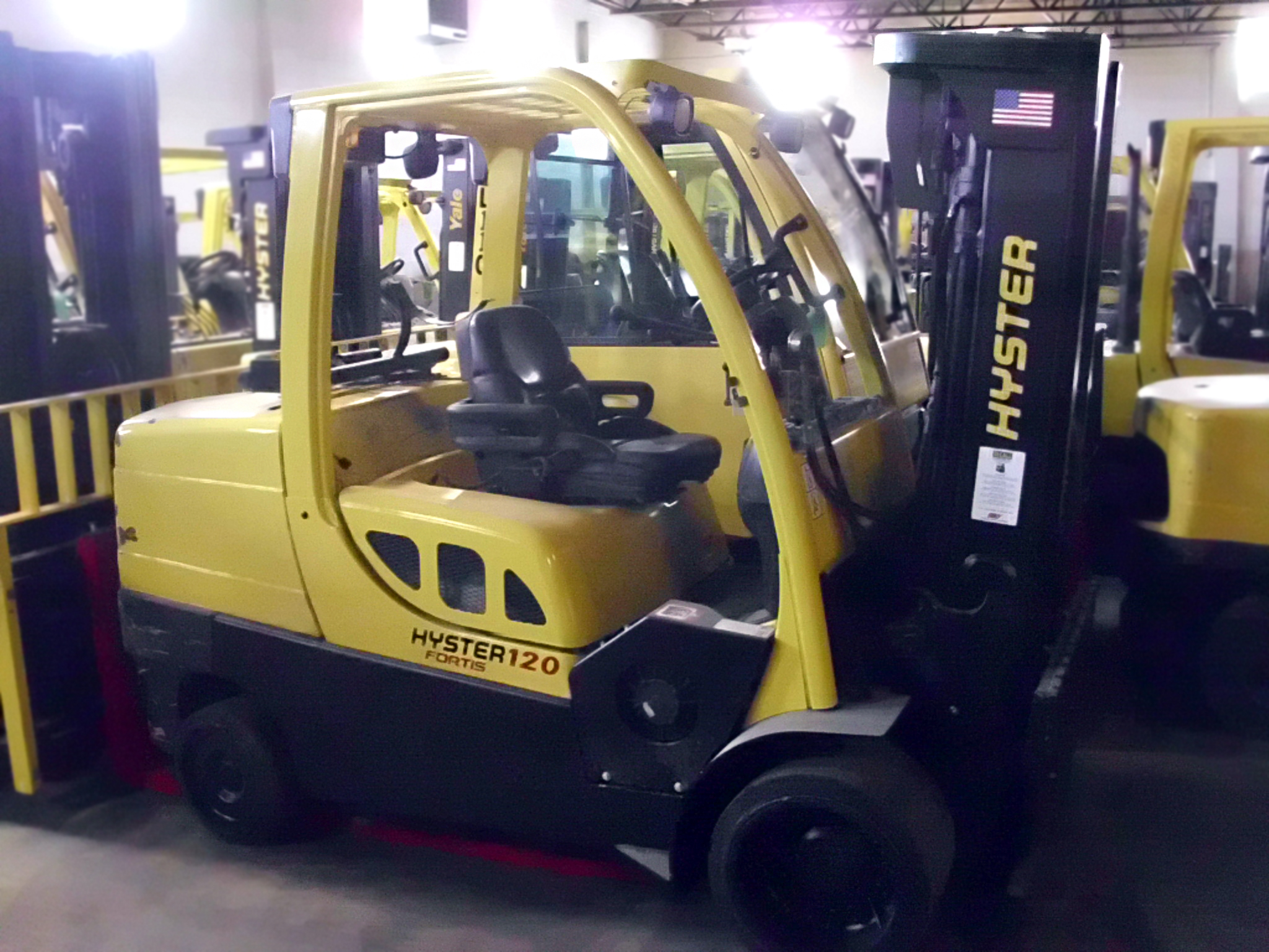 Similar Used Equipment - 2011 Hyster S120FT