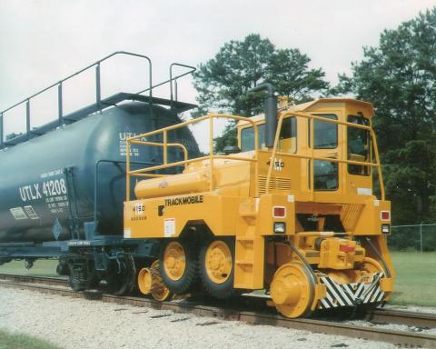 Similar Used Equipment - 2005 Trackmobile 4150TM