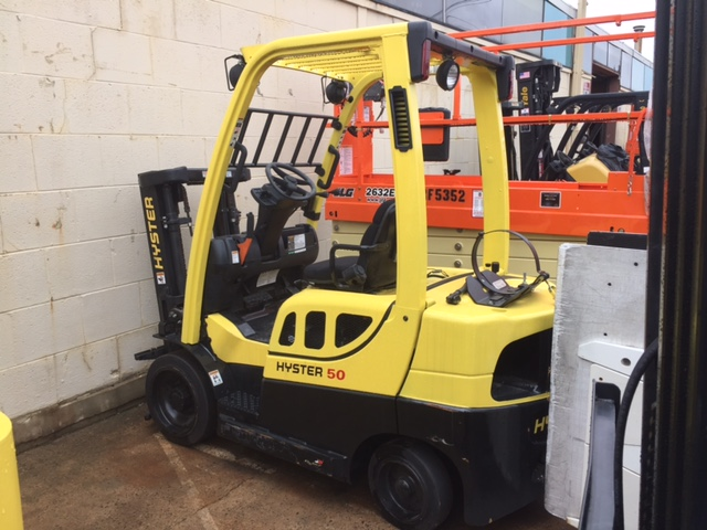 Similar Used Equipment - 2011 Hyster S50CT