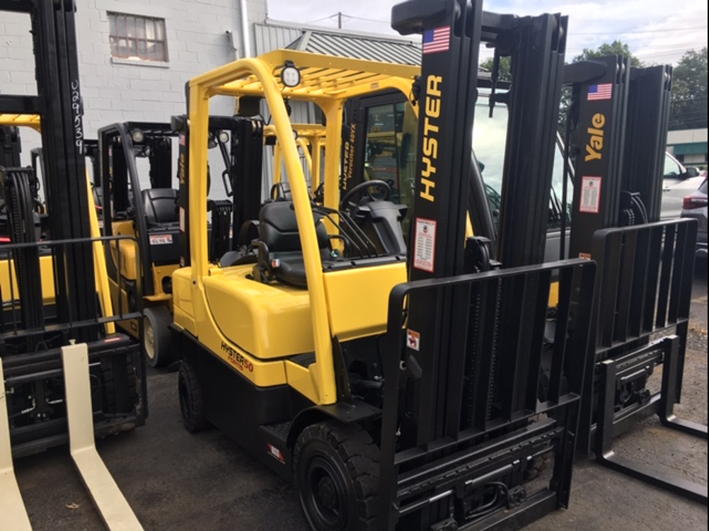 Similar Used Equipment - 2014 Hyster H50CT