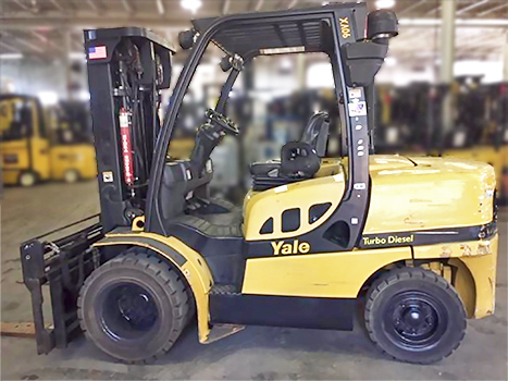 Similar Used Equipment - 2011 Yale GDP090VXN