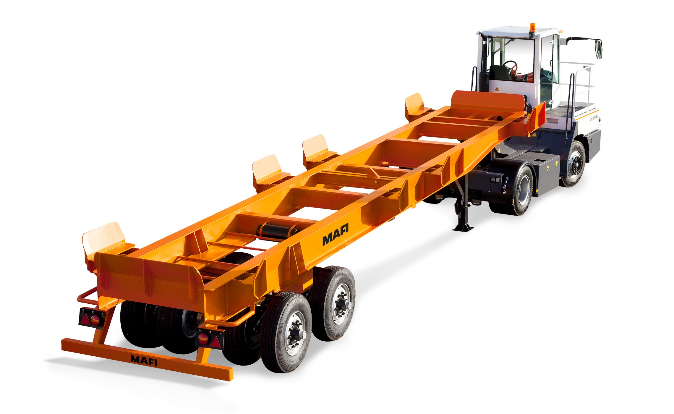 CONTAINER CHASSIS  Image 4
