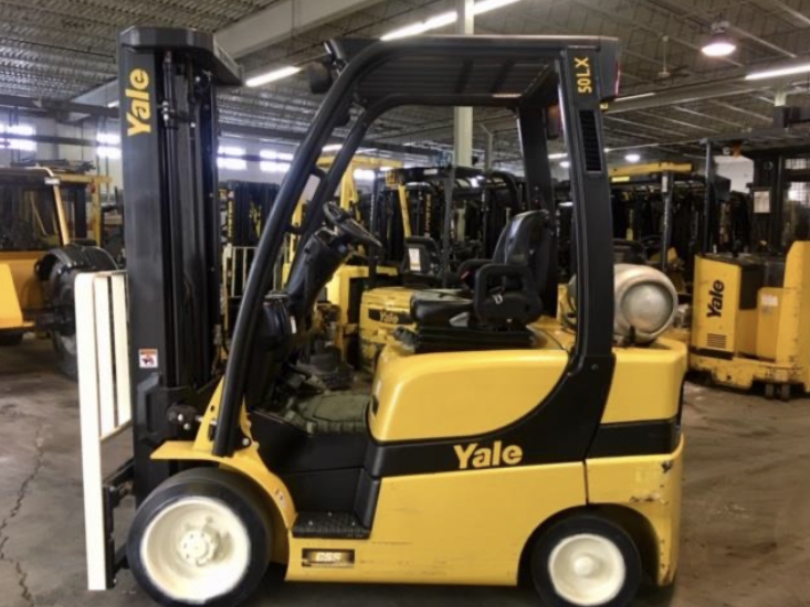 Similar Used Equipment - 2017 Yale GLC050LXNDAE087