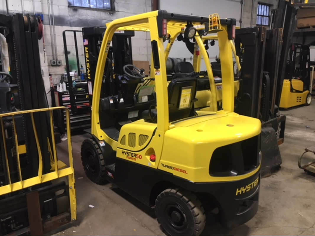 Similar Used Equipment - 2014 Hyster H50FT