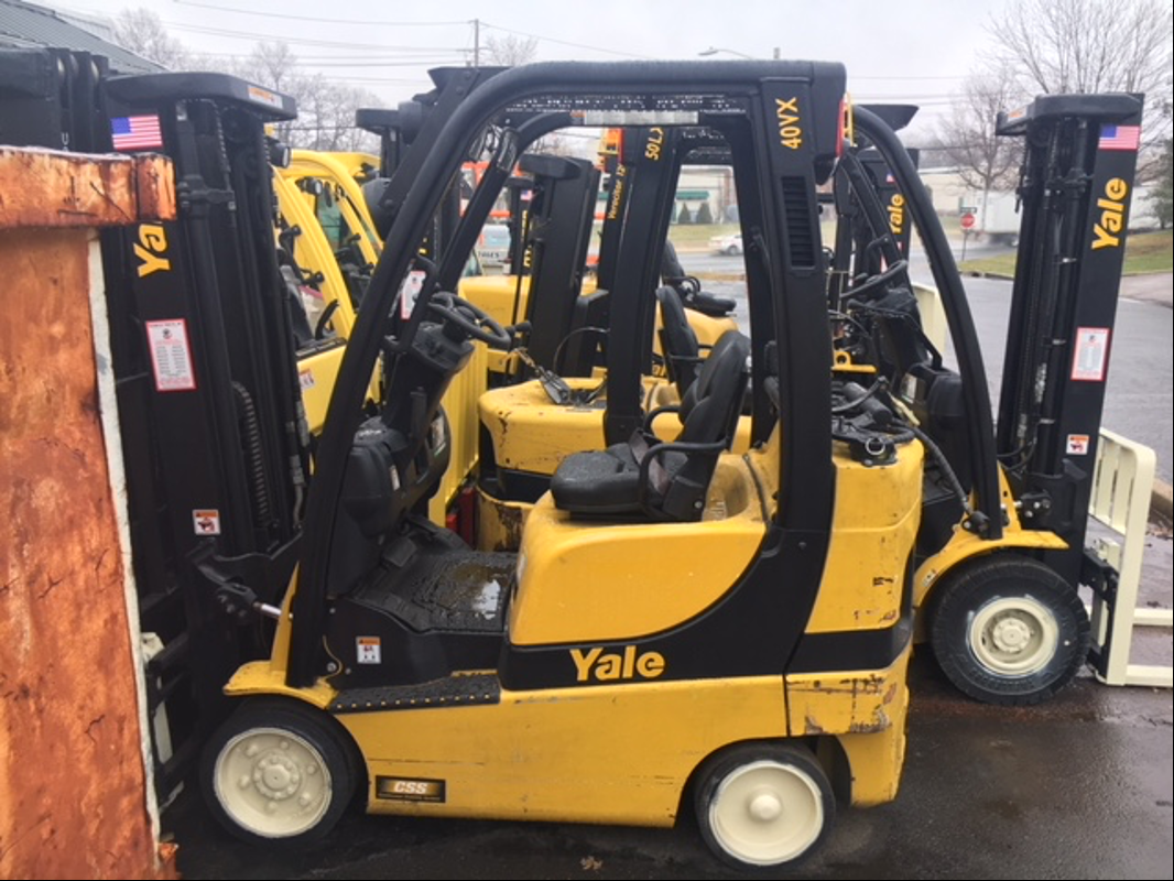Similar Used Equipment - 2013 Yale GLC040SVXNUAE082
