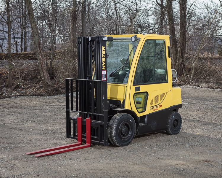2009 Hyster H50FT Image