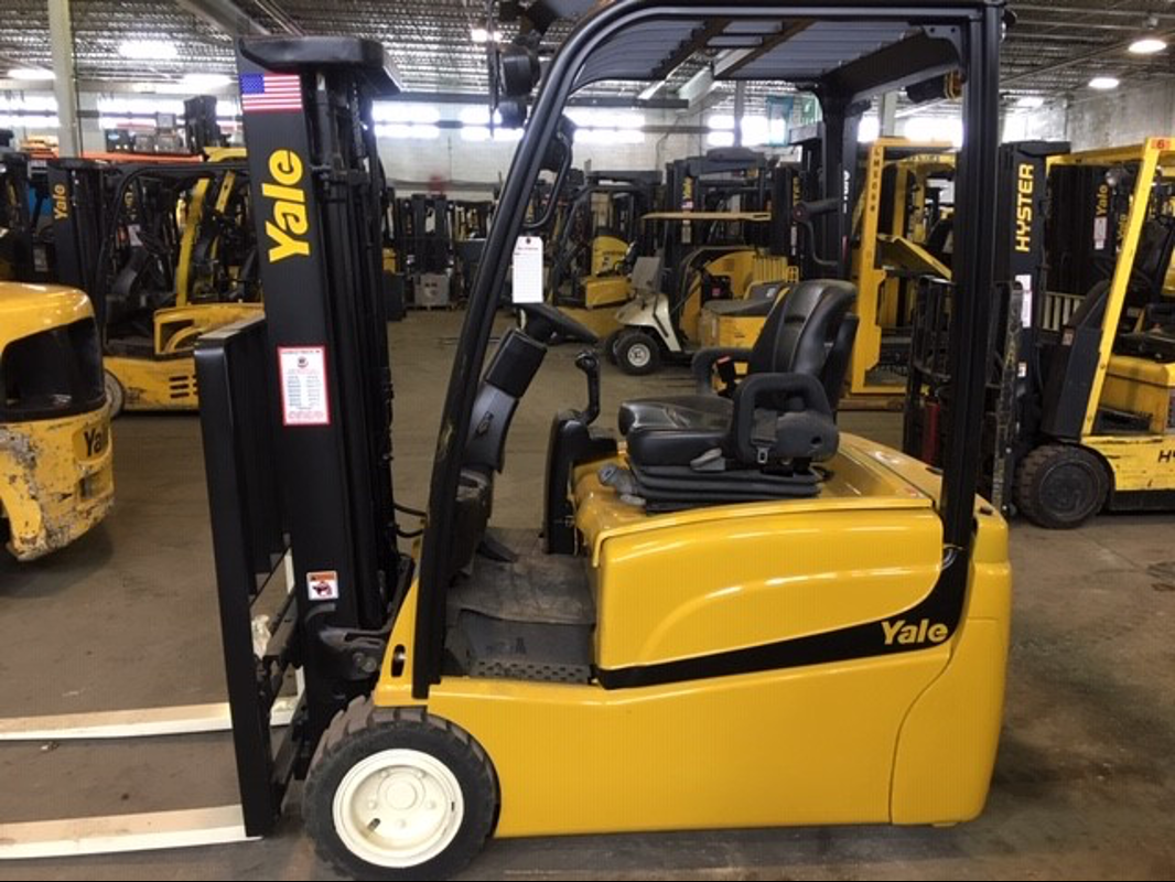 Similar Used Equipment - 2014 Yale ERP040VTN36TE078