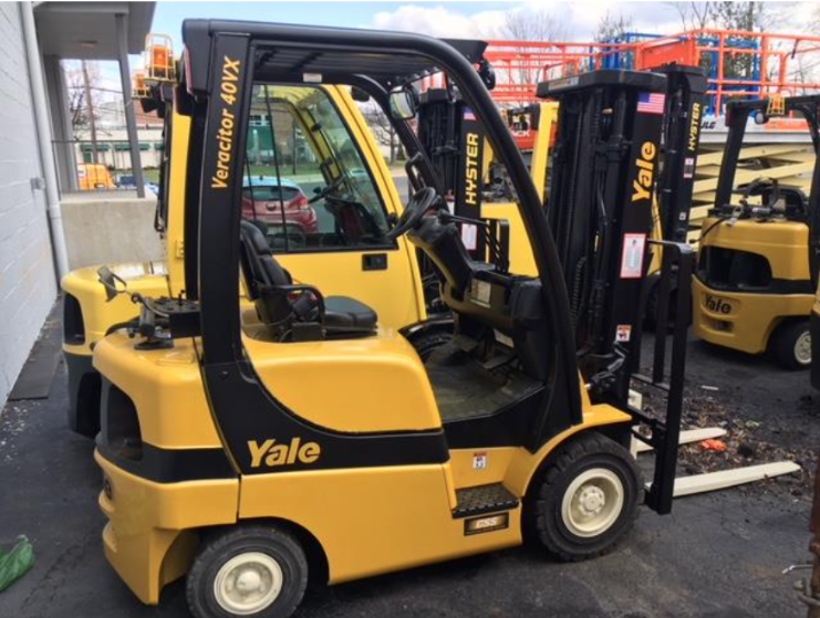 Similar Used Equipment - 2016 Yale GLP040SVXNRAE080