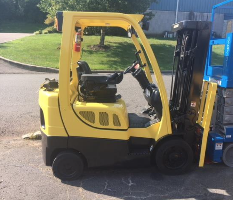 Similar Used Equipment - 2014 Hyster S50FT