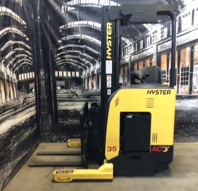 2016 Hyster N35ZDR2 Image