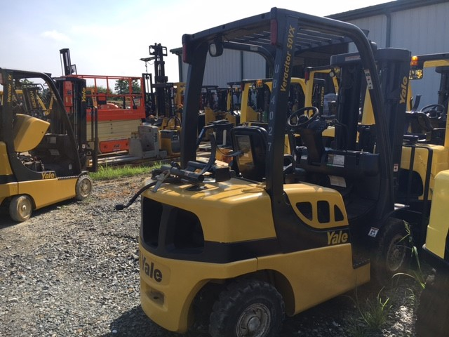 Similar Used Equipment - 2014 Yale GLP050VX