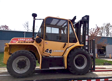 Similar Used Equipment - 2015 Load Lifter Laborer 6000