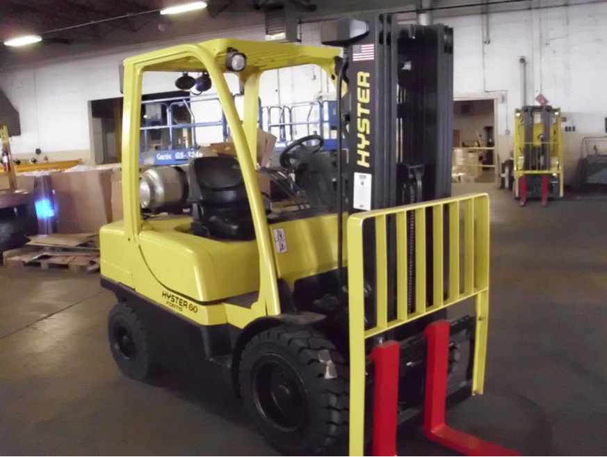 2014 Hyster H60FT Image