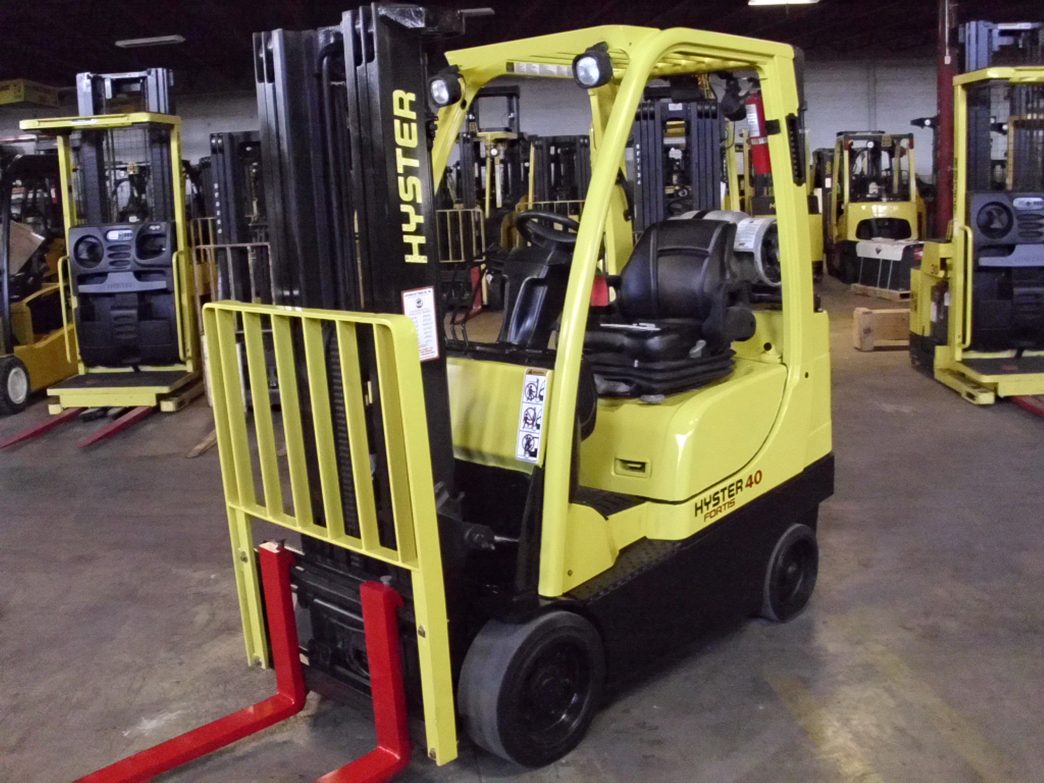 Similar Used Equipment - 2015 Hyster S40FTS