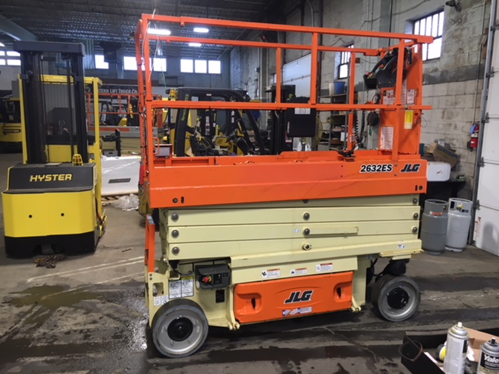 Similar Used Equipment - 2017 JLG 2632ES