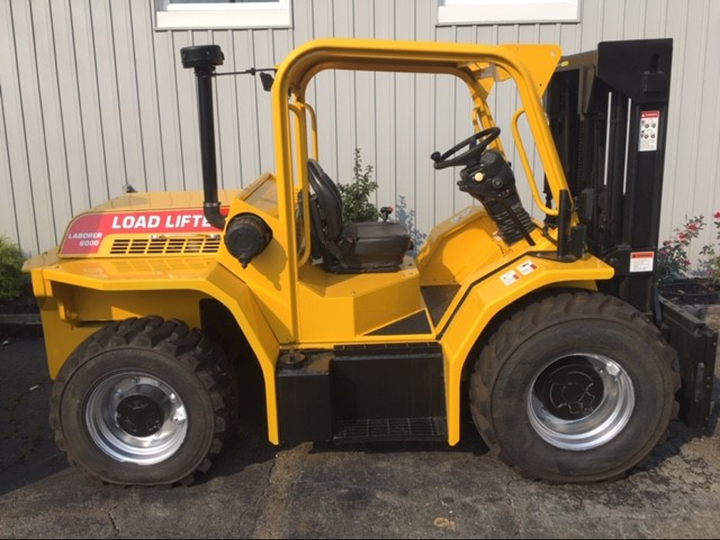 Similar Used Equipment - 2016 Load Lifter Laborer 6000