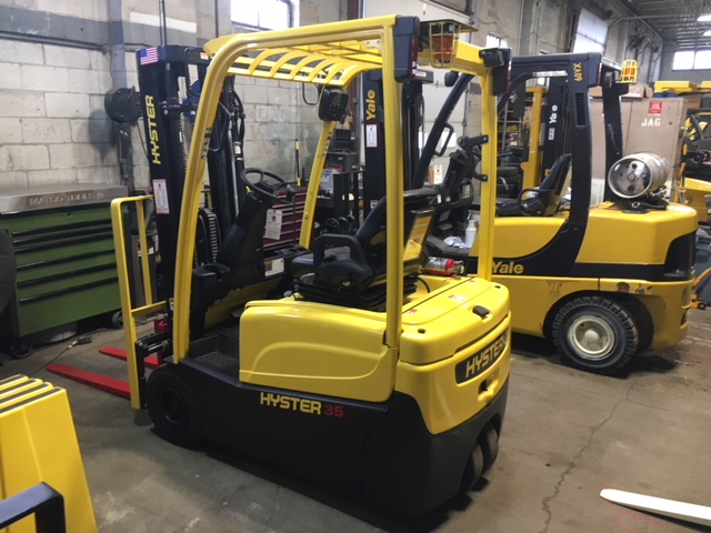 Similar Used Equipment - 2020 Hyster J35XNT